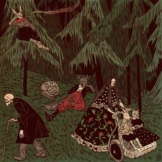 Tin Can Forest
