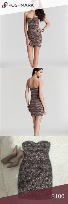 NWT- BCBG Mini Dress - size 2 New with tags - BCBG Mini Dress - size 2 - retails for 338$ BCBGMaxAzria Dresses Mini