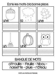 Diapositive2 Teaching Tools, Teaching Kids, Mason School, French Resources, French Immersion, French Class, Teaching French, Learn French, New Pins