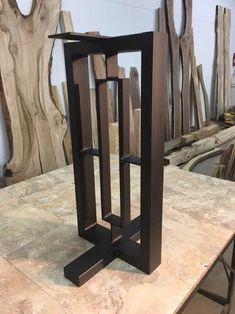 Steel Pedestal Table Base For Sale. Ohiowoodlands Metal Table Legs. Pedestal Table Base, Accent Table Legs, Jared Coldwell Metal Table Legs.