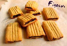 Il était une fois la pâtisserie...: Biscuits aux figues comme des Figolus