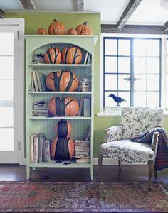 Creative Pumpkin Decor Ideas
