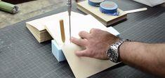 Video, ukazující postup výroby šité knihy v domácích podmínkách. Přinášíme vám zjednodušený návod, jak vyrobit knihu doma.