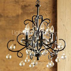 Home Furnishing decorative Chandelier - USD $173.69