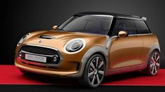 MINI has presented the Vision Concept, a study that gives indications on the future design direction for the brand and for the next-gen MINI Cooper. Cadillac, Gq, Mini Paceman, Mini Coopers, Mini One, Nissan 370z, Lamborghini Gallardo, Small Cars, Car Wallpapers