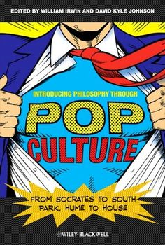 11 best nice book covers images on pinterest book covers cover introducing philosophy through pop culture from socrates to south park hume to house ebook edited by william irwin and david kyle fandeluxe Image collections