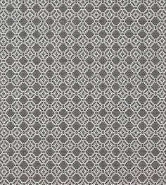 Amalfi Fabric by Anna French som alt. till röda stolarna 78 GBP/ meter