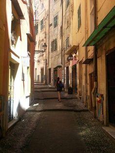 Living the Italian Dream @san pan Remo