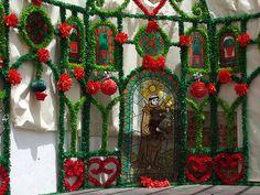 Festa dos Santos Populares em Alfama, Lisbon.