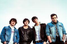 band promo photography