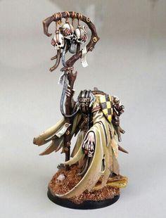 Servo skull collector