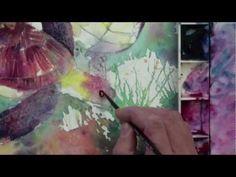▶ Watercolor with Lian Quan Zhen: Sea Turtles - YouTube