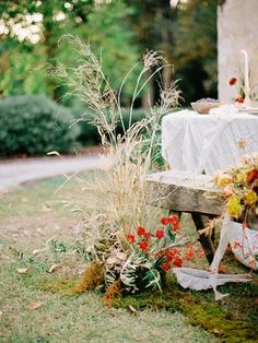 This micro wedding at Wavering Place is all the fall wedding inspiration you need! In the sun-kissed forest of South Carolina, with crimson reds and burnt orange hues, this intimate elopement is Wedding Season, Fall Wedding, Wedding Venue Inspiration, Wedding Ideas, Butterfly Wedding, Wedding Flowers, Ceremony Arch, Space Wedding, Groom Style