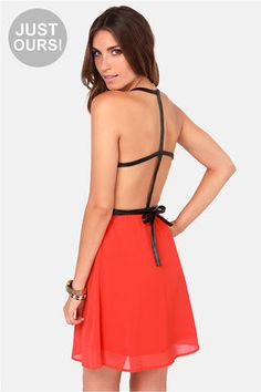 Check it out from Lulus.com! LuLu*s Exclusive! Want your back appeal to hit an all-time high