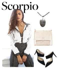"""scorpio"" by masayuki4499 ❤ liked on Polyvore featuring Cynthia Vincent, Boden and Tiffany & Co."