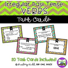 Inappropriate Shifts in Verb Tense Practice Worksheets ...
