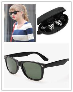 New 2015 Wayfarer Sunglasses Women Men Summer Style Oculos Gafas De Sol Masculino Feminino Black Frame Vintage With Box - http://www.aliexpress.com/item/New-2015-Wayfarer-Sunglasses-Women-Men-Summer-Style-Oculos-Gafas-De-Sol-Masculino-Feminino-Black-Frame-Vintage-With-Box/32388523752.html