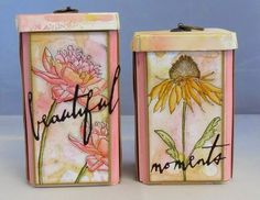 Spring Canisters