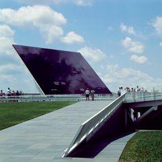 Astronauts Memorial / JONES,PARTNERS:ARCHITECTURE