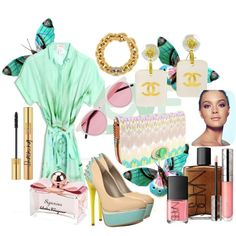 Pastel passion, created by lauravaluta on Polyvore