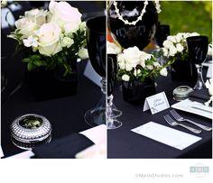 94 best Black & White Themed Wedding Ideas images on Pinterest ...