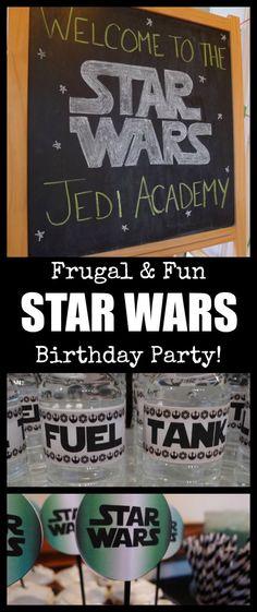 Star Wars Birthday Party@ThatMommyBlog