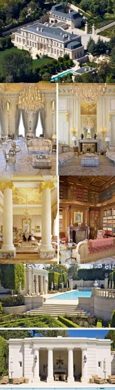 Fleur De Lys Mansion now owned by Mariah Carey