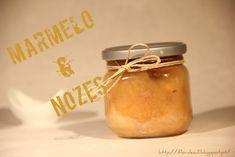 Flor de Sal: Sabores de Outono e já a pensar nos cabazes de Natal ... Compota de Marmelo & Nozes