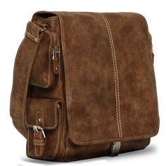 roots leather bags - Google Search