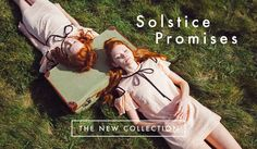 Solstice Promises collection Sisters, News, Collection, Daughters, Big Sisters