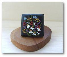 Flower Jewelry Flower Polymer Clay Jewelry Flower by Floraljewel