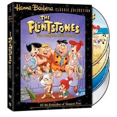 """The Flintstones - The Complete Fifth Season // It may not look like a Christmas special on the outside, but this season includes """"Christmas Flintstone"""", a special that aired during season 5.  As far as I know, this special is not available on DVD individually.  This episode first aired December 25th, 1964."""