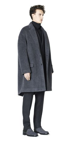 Balenciaga Coats Men - Discover the latest collection and buy online Men on the Official Online Store.