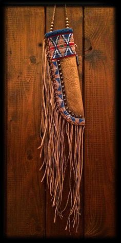 beaded knife sheath - Google Search