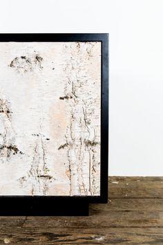 Birch Bark Series par Union Wood Co. - Journal du Design