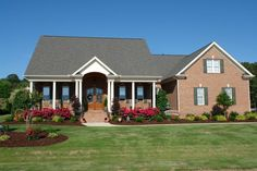 front door portico designs | Stonewall Farms (Fuquay Varina, NC) Homes for Sale + Stonewall Farms ...