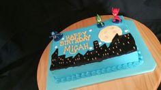 PJ Masks sheet cake