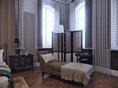 Modern Chaise | Interior Design