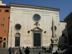 Santa Maria sopra Minerva -- 10 Off the Beaten Path places to see in Rome