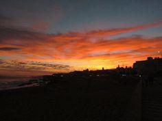 Sunset - Punta del Este, Uruguay