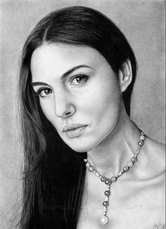 Monica Bellucci by Thea-Nu on DeviantArt