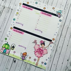 Part of next weeks layout! Hello Spring! : : : :  #lawnfawn #prismacolor #prismacolorpencils #limelifeplanner #limelifelayoutl #lovemylimelife #stampingbella #spring #springlayout #studiol2e #studiol2estamps #stampingaddict #plannerstamps #fairies #fairy #fairyhouse #gardenfairy #prismacolorpencils #plannerlayout #weeklylayout #plannerspread #plannerpages #beartistic #artsy #artplanner #pwm #planwithme #plannergirl #plannerlife #planneraddict #ringboundplanner