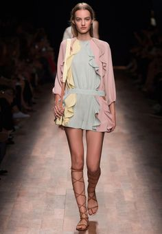 VALENTINO Spring/Summer 2015 All Women - Look 50 of 96