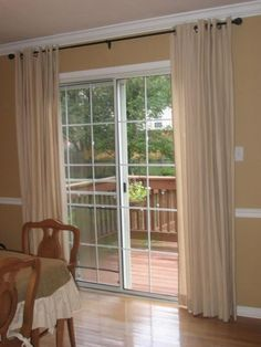 Kitchen Sliding Glass Door Curtains Ideas Amazing 24101 Kitchen