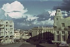 Харьков времен 2-ой мировой войны