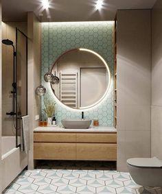 Bathroom Design Luxury, Modern Bathroom Design, Home Room Design, House Design, Toilet Design, Home Decor Furniture, Apartment Design, Small Bathroom, Bathroom Bath