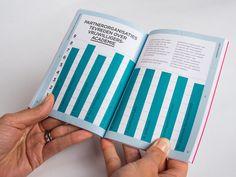 Vrijwilligersacademie Amsterdam - Annual report by Studio Pino, via Behance