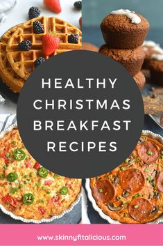 Lighter low calorie recipes that are satisfying and delicious. Lighter low calorie recipes that are satisfying and delicious. Low Calorie Breakfast, Healthy Low Calorie Meals, Low Calorie Recipes, Healthy Breakfast Recipes, Healthy Gluten Free Recipes, Foods With Gluten, Real Food Recipes, Pumpkin Spice Waffles, Healthy Christmas Recipes