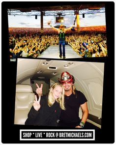 BretMichaels.com #ThrowbackThursday: A summer 2017 megaparty before boarding the jet back. It's about to happen again this summer... - Team Bret #TBT 🤘🏻☠️🎸🎉🎵 http://bretmichaels.com/site-news/news2/bretmichaels-com-throwback-thursday-20/