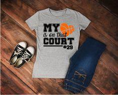 Basketball Crafts Ideas - Basketball Art Court - - Basketball Shirts For Couples - - Basketball Shirt Designs, Basketball Drawings, Basketball Mom Shirts, Cheerleading Shirts, Basketball Videos, Basketball Quotes, Basketball Crafts, Football Shirts, Birthday Girl T Shirt